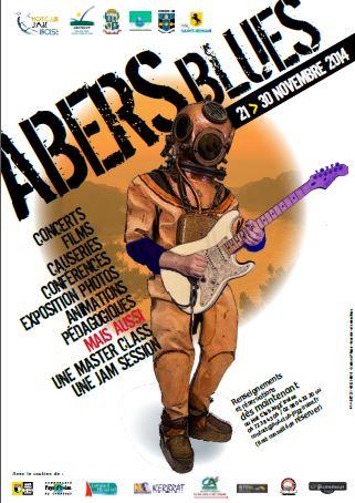 Abers Blues Festival Affiche