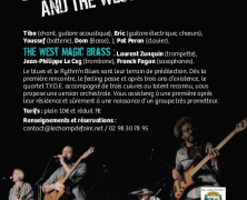 T.Y.D.E. and the West Magic Brass, Plabennec samedi 19 novembre